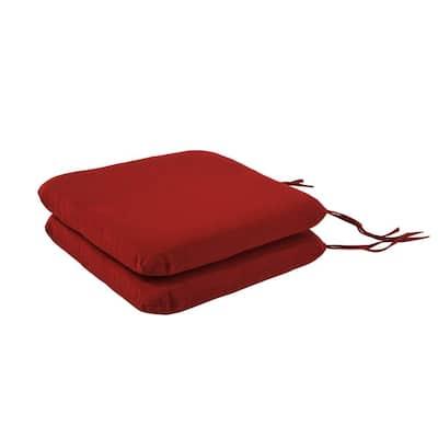 Pacifica Premium Caliente Seat Pad Cushion (Set of 2)