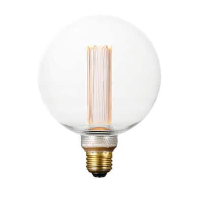 60-Watt Equivalent G40 Dimmable 22K LED Light Bulb (1-Bulb)