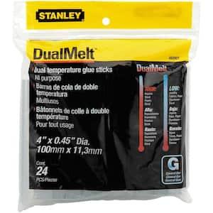 4 in. Dual Temperature Glue Sticks (24-Pack)
