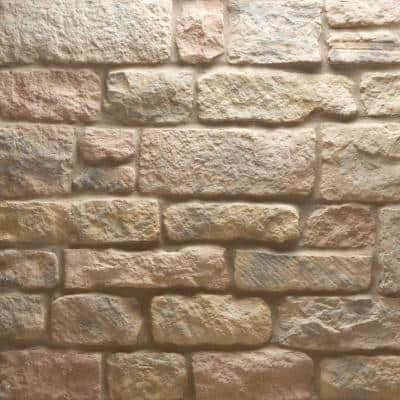Austin Stone Acento Flats 10 sq. ft. Handy Pack Manufactured Stone