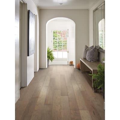 Olympia Trenton 3/8 in. T x 6-3/8 in. W x Varying Length Engineered Hardwood Flooring (30.48 sq. ft. /case)
