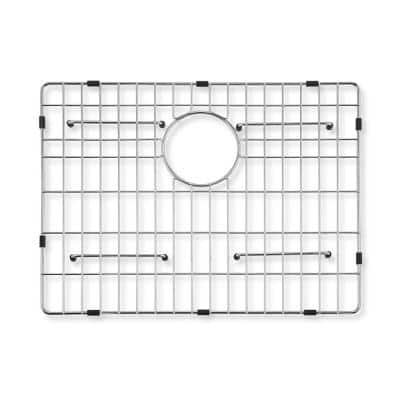 Anise 23-5/8 in. x 16-5/8 in. Wire Grid for Single Bowl Kitchen Sinks in Stainless Steel