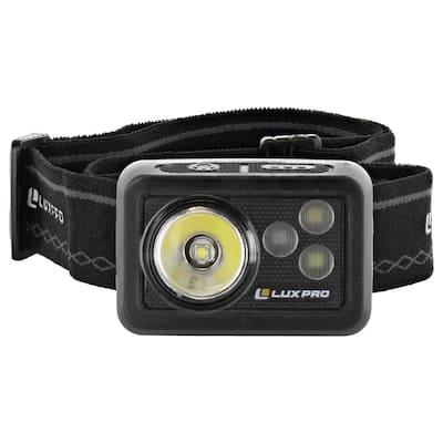 Tricolor735 Waterproof LED Headlamp