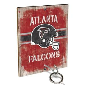 NFL - Atlanta Falcons Hook and Ring Toss Game
