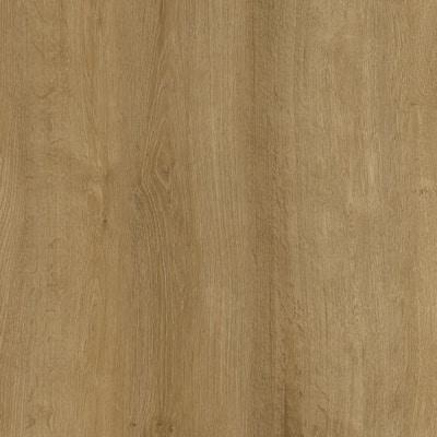 Brown Ash 7.1 in. W x 47.6 in. L Luxury Vinyl Plank Flooring (23.44 sq. ft. / case)