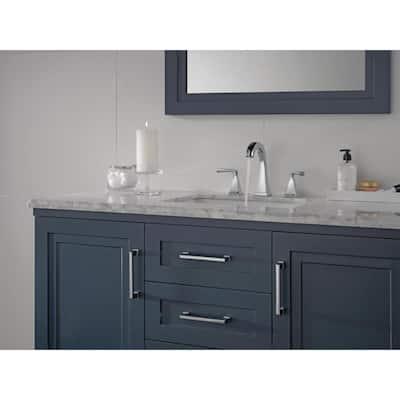 Pierce 8 in. Widespread 2-Handle Bathroom Faucet in Chrome