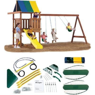 Do-It-Yourself Wrangler Custom Playset