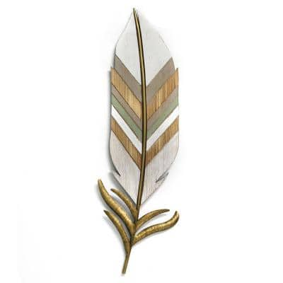 Boho Wall Feather
