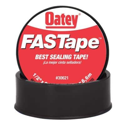 Fastape 1/2 in. x 260 in. Thread Sealing PTFE Plumber's Tape