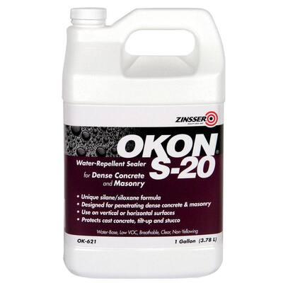 1 gal. S-20 Water-Repellent Sealer (6-Pack)