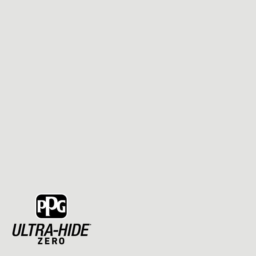 Ppg Ultra Hide Zero 1 Gal Ppg1001 2 Aria Eggshell Interior Paint Ppg1001 2z 01e The Home Depot