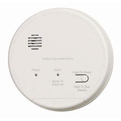 Hardwired Interconnected CO Alarm with Dualink
