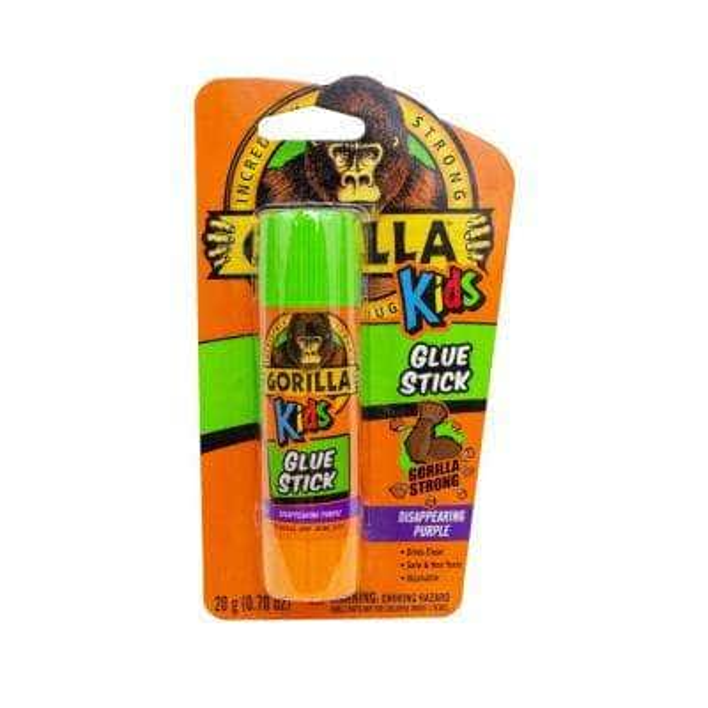 20g Kids School Glue Jumbo Stick (6-Pack)