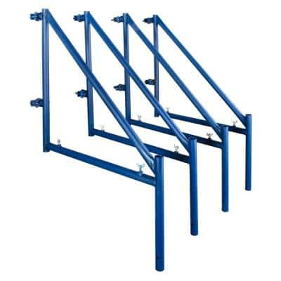 32 in. Steel Heavy Duty Outrigger, Stabilizer Equipment for Outdoor Scaffolding (4-Pack)