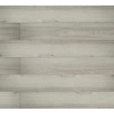 8.98 in. W x 60 in. L Aubrey Winter Park Rigid Core Click Lock Luxury Vinyl Plank (52-cases/1166.88 sq. ft./pallet)
