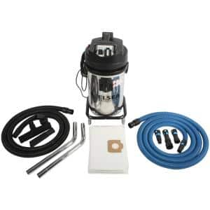 HEKA Critical Filter H-Class Conductive Commercial Canister Vacuum with Accessory Set