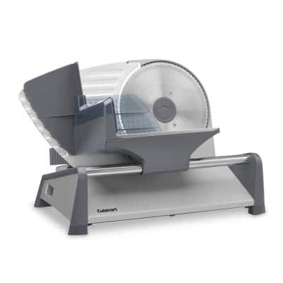 Heavy Duty 130 W Stainless Steel Electric Food Slicer