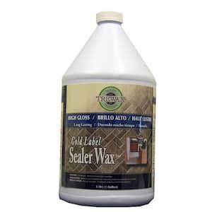 1 Gal. Gold Label Sealer Wax Gloss Finish Floor Sealant