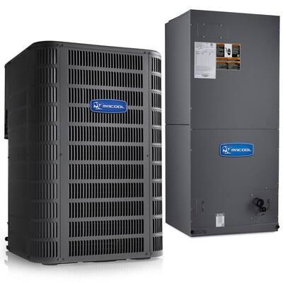 Signature 3.5 Ton 14.25 SEER Complete Split System Air Conditioner