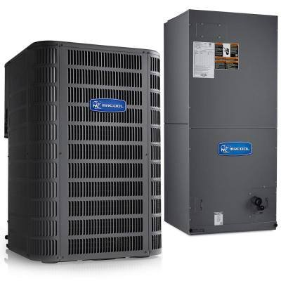 Signature 4-Ton 14 SEER 8.2 HSPF Complete Split Air Conditioning Heat Pump System
