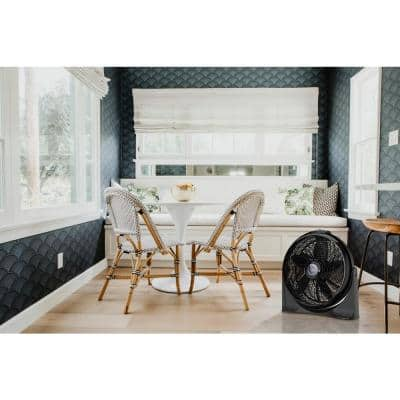 Cyclone 20 in. 3-Speed Power Air Circulator Floor Fan