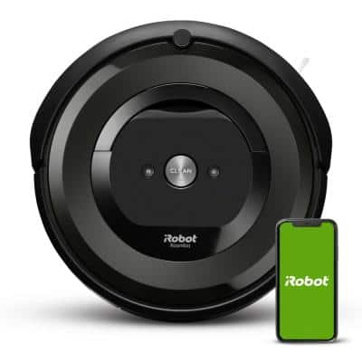 Roomba e5 Wi-Fi Connected Robot Vacuum Cleaner