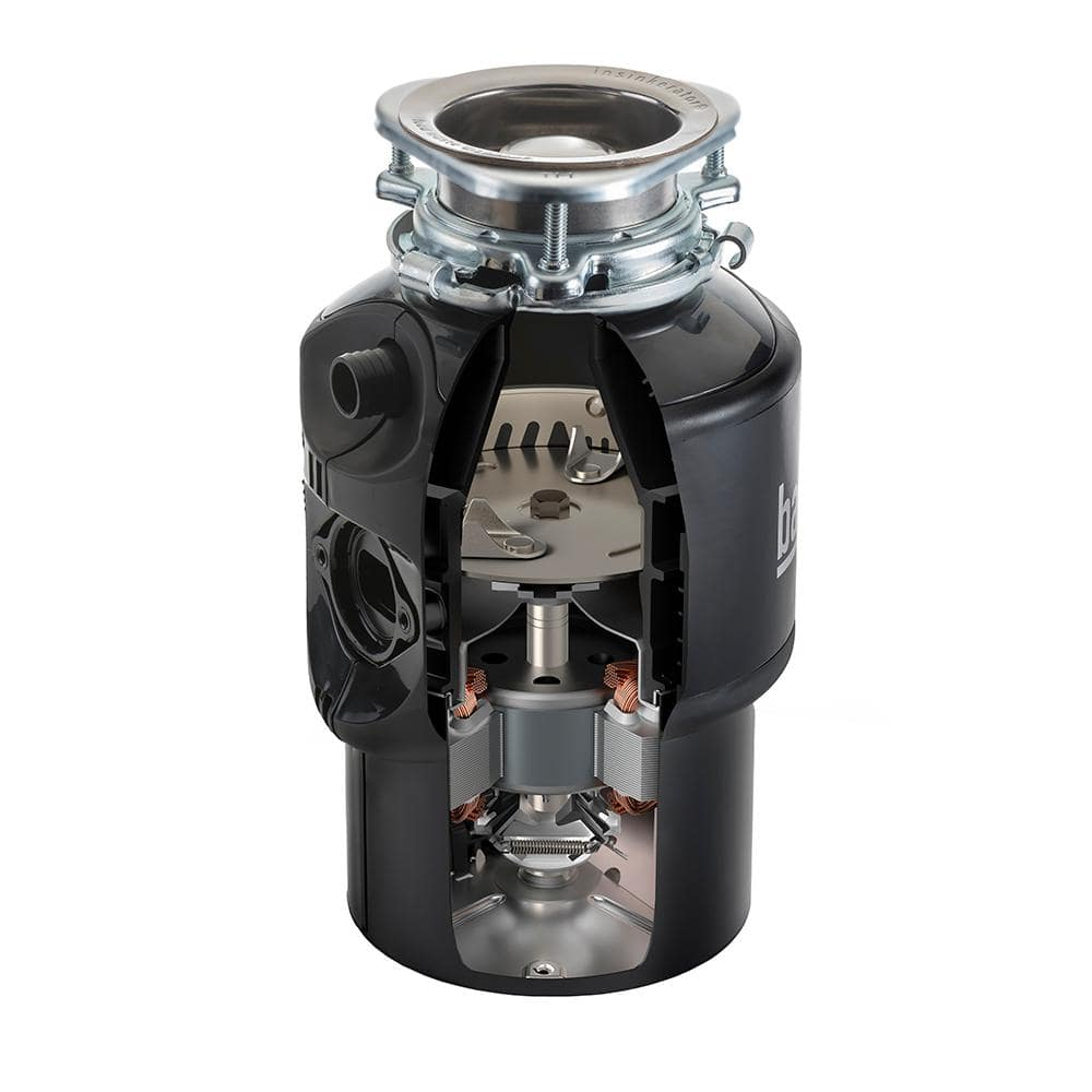 InSinkErator Badger 400 400/40 HP Continuous Feed Garbage Disposal