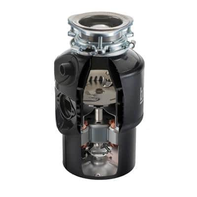 Badger 900 3/4 HP Continuous Feed Garbage Disposal