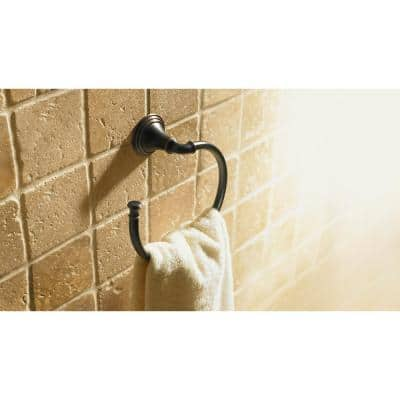 Devonshire Towel Ring in Oil-Rubbed Bronze