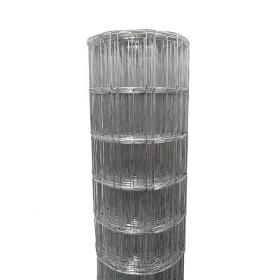3 ft. x 50 ft. Galvanized Welded Wire