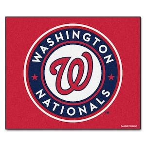 Washington Nationals 5 ft. x 6 ft. Tailgater Rug