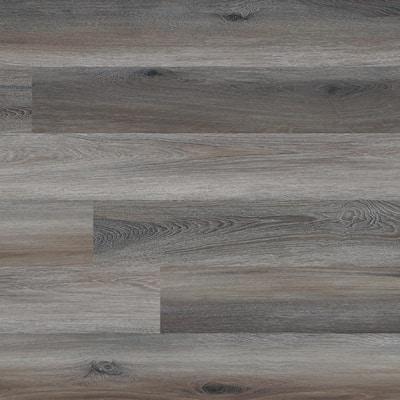 Woodlett Smokey Maple 6 in. x 48 in. Glue Down Luxury Vinyl Plank Flooring (36 sq. ft./case)