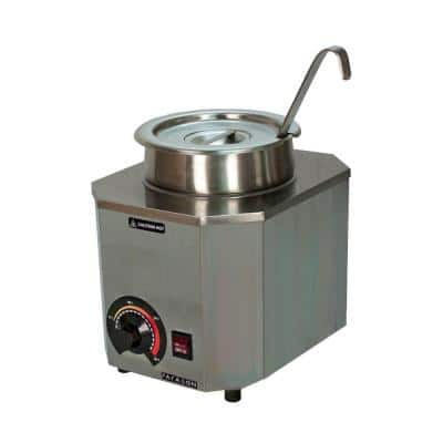 Pro-Deluxe 3 L Stainless Steel Warmer