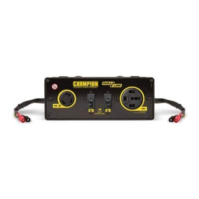 2800-Watt and Higher 50 Amp RV Ready Clip-on Parallel Kit for Linking Inverter Generators