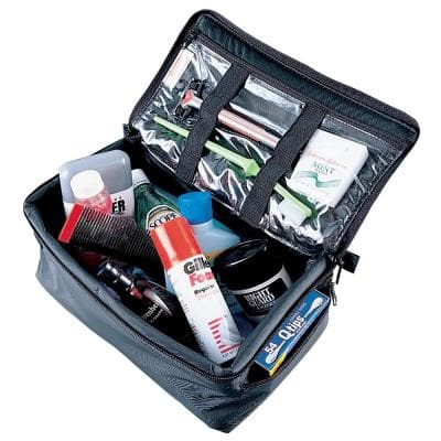 Compact Travel Grooming Kit