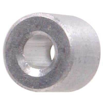 1/8 in. Cable Stop in Aluminum (50-Pack)