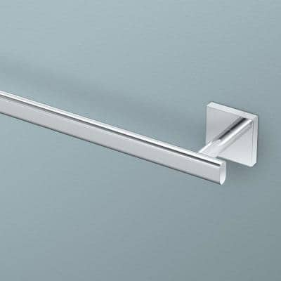 Form 18 in. Towel Bar in Chrome