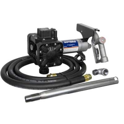 115-Volt 15 GPM 1/4 HP Oil Transfer Pump with Standard Accessories