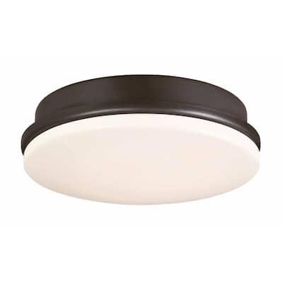 Kute Dark Bronze Ceiling Fan Light Kit