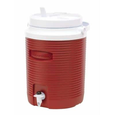Victory 2 Gal. Red Cooler
