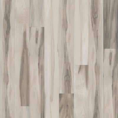 Vinyl Pro With Mute Step Seascape Hickory 7.25 in. W x 48 in. L Waterproof Luxury Vinyl Plank Flooring (24.03 sq. ft)