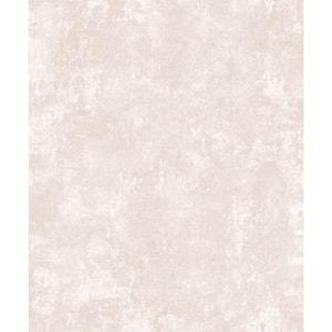Axel Blush Patina Texture Pink Wallpaper Sample