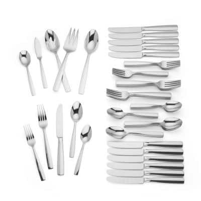 Lenox Lachlan 65-Piece Flatware Set (Service for 12)