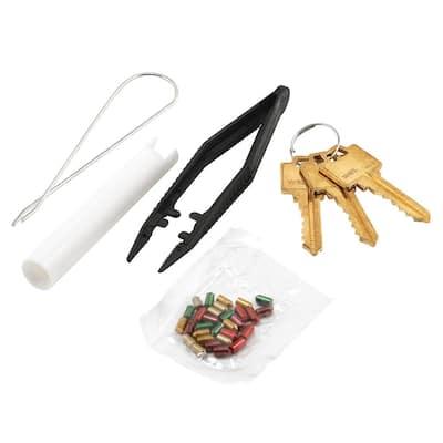 Weiser, Five-Pin, Re-Keying Kit