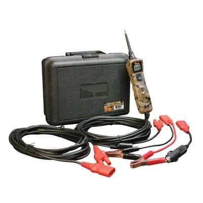 Circuit Tester with Case and Accessories - Camo