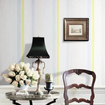 off white Paper Peelable Wallpaper (Covers 50 sq. ft.)