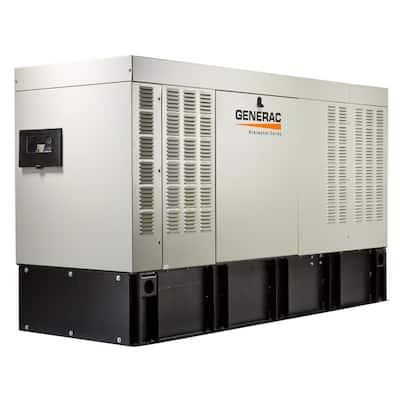 Protector Series 30,000-Watt Liquid Cooled Standby Diesel Generator 120-Volt/240-Volt Single-Phase