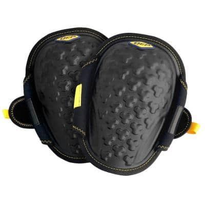 ProMax Gel Knee Pads with Lightweight EVA Foam Cushion and Pen Storage (1-Pair)