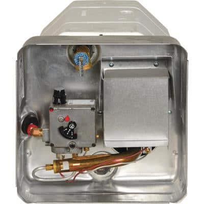 6 Gal. Pilot Ignition Water Heater