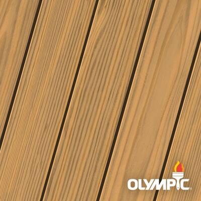 Elite 8-oz. EST717 Redwood Naturaltone Semi-Transparent Exterior Stain and Sealant in One Low VOC